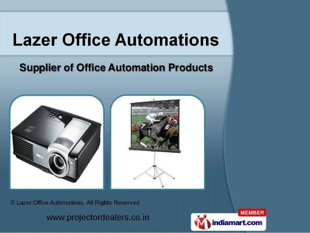 Supplier of Office Automation Products