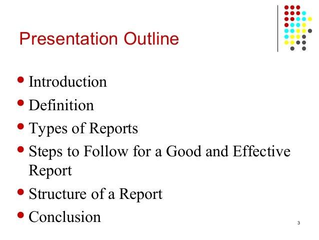 1123 report writing Slide 3