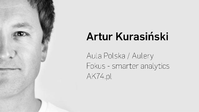 """ShopCamp: All Stars, Artur Kurasiński - """"Jak Internet of Things może pomóc Ci sprzedać stanik?"""" Slide 2"""