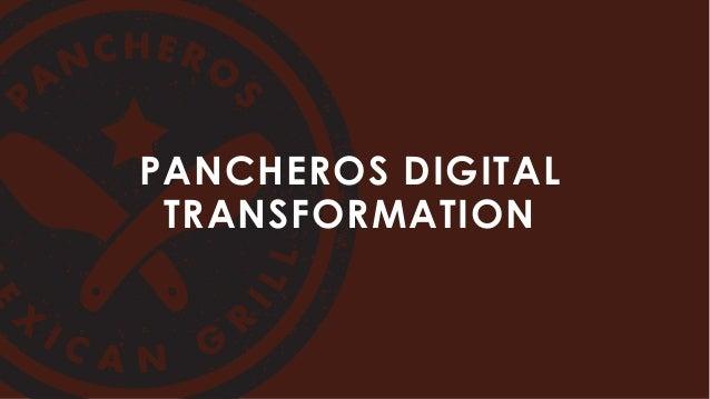 PANCHEROS DIGITAL TRANSFORMATION