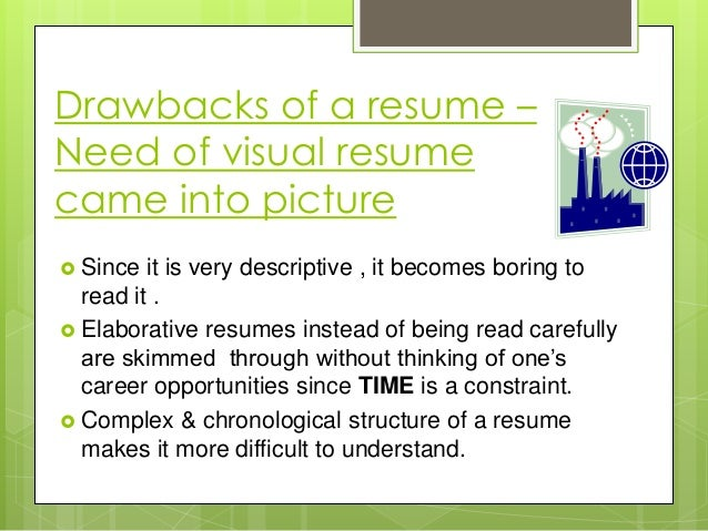 visual resumes