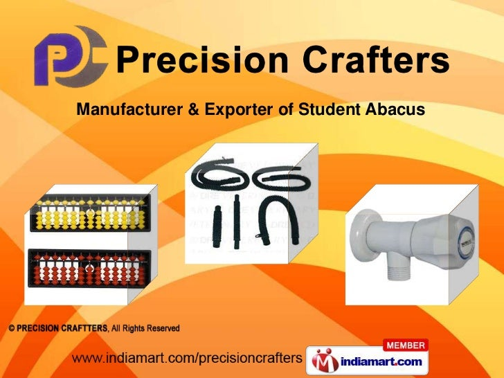 Manufacturer & Exporter of Student Abacus