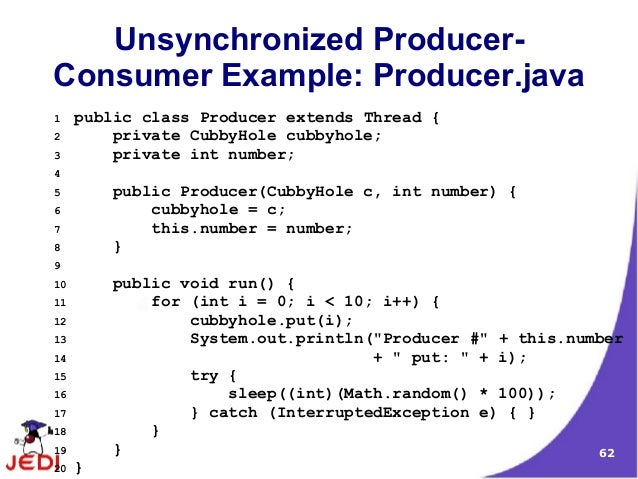 303. Example of creating thread by extending thread class in java.