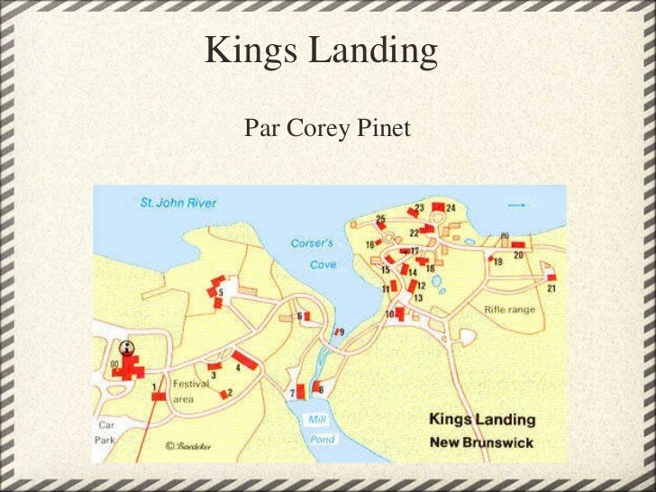 Kings Landing Par Corey Pinet