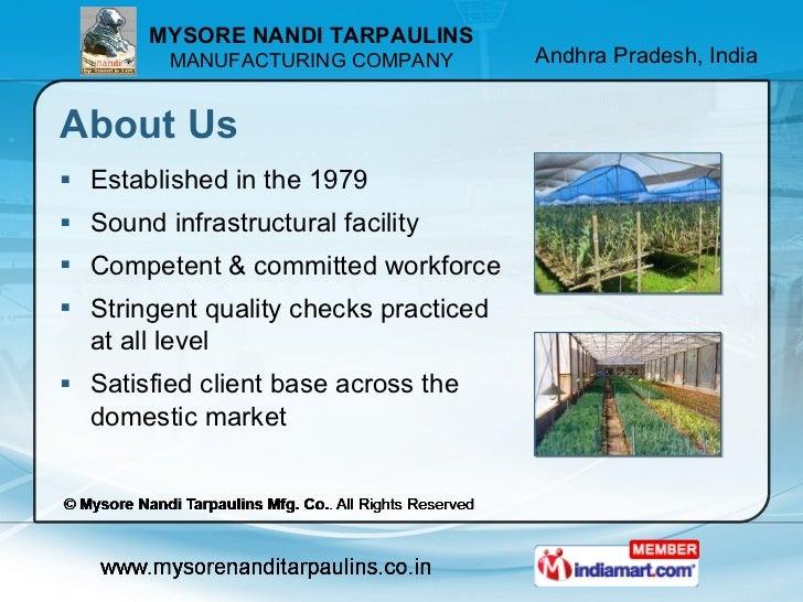 VEHICAL COVERS / RAIN COAT by Mysore Nandi Tarpaulins Mfg. Co. Secunderabad Slide 2