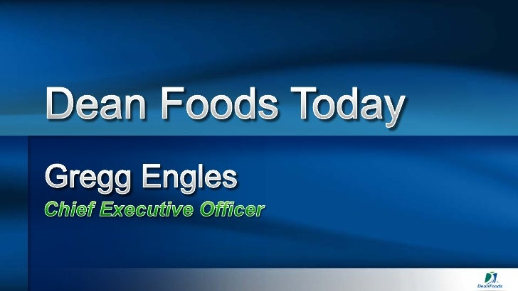deans foods financials essay Latest dean foods co (df:nyq) share price with interactive charts, historical   stocks to watch: provident financial, bp, nokia, centrica, eni february 25, 2018 .