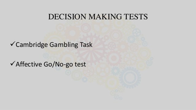 support for gambling