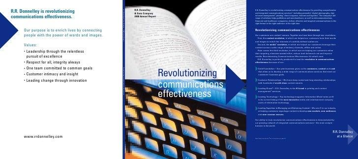 communications                                                        Revolutionizing                                     ...
