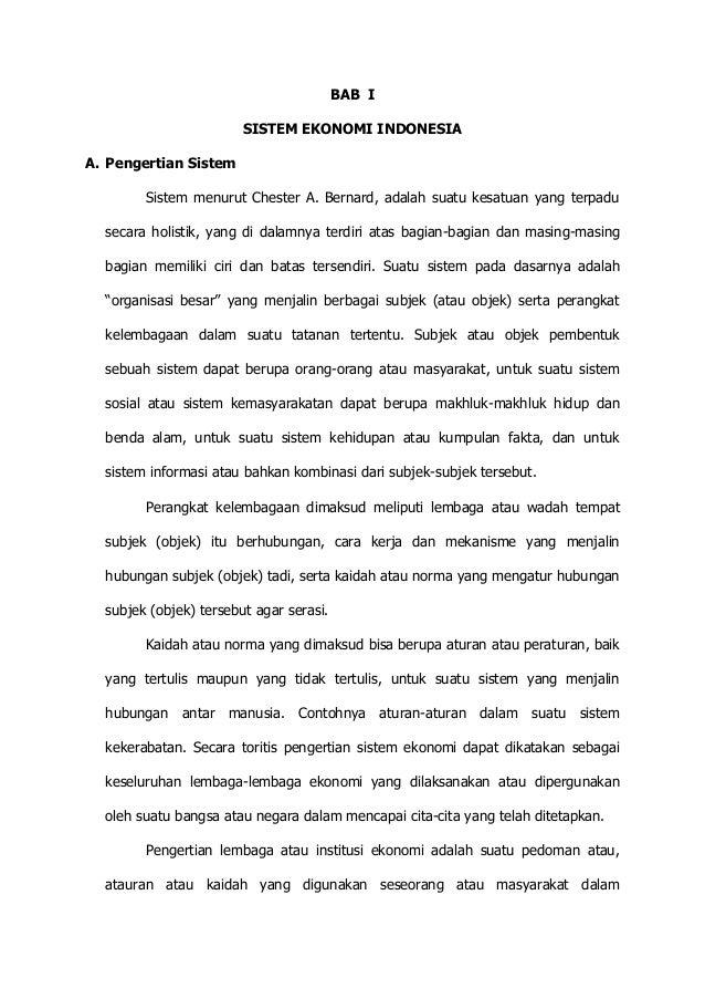 Contoh Essay Ekonomi Islam Contoh Sem