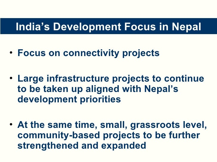 Indo-Nepal Water Resource Negotiation