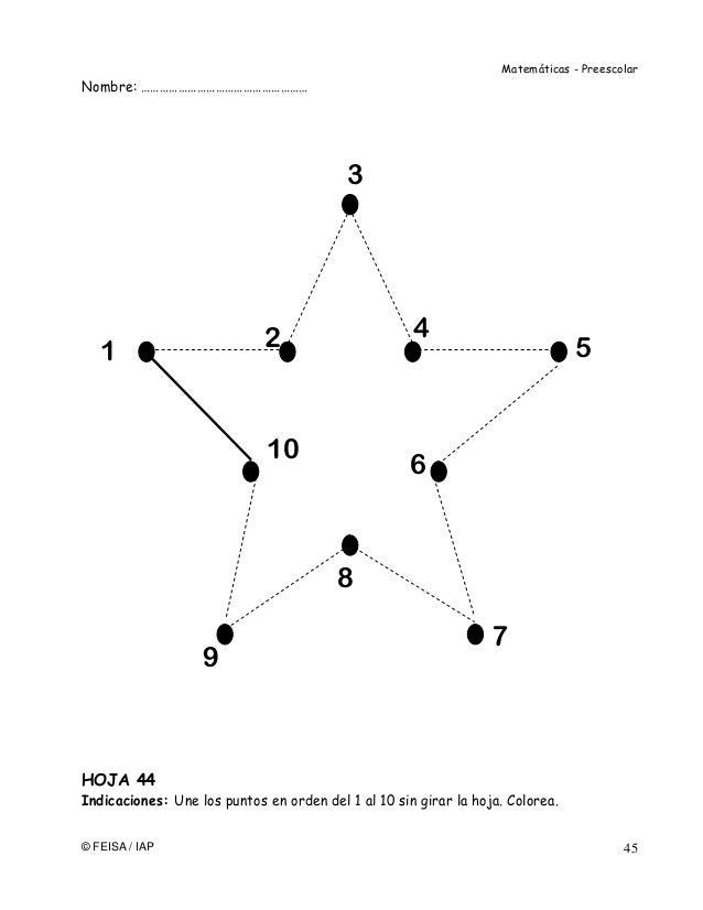 11454883 matematicas-hojas-de-trabajo-preescolar
