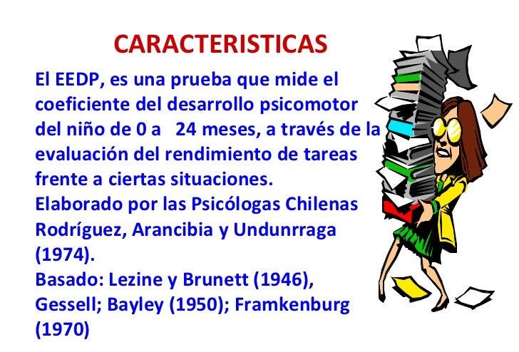 Evaluación del desarrollo psicomotor del niño de 0 a 3 años EEDP y  pauta breve peruano - CICAT-SALUD Slide 3