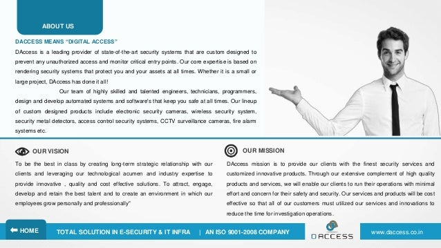 Security & Surveillance Equipment by Daccess Security ...