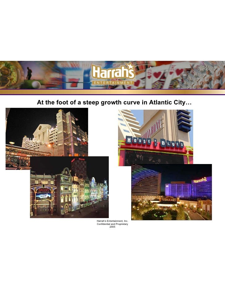 harrahs entertainment inc At caesars entertainment every guest is treated like caesar and every visit is unforgettable enjoy the world's best hotels, casinos, dining, shows and more.