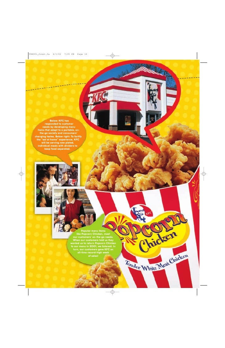 kfc annual reports Annual reports en fr notify me of new financial documents posted to this site 2017 sec form 10-k & annual report 2/23/2017 restaurant brands international limited partnership - 2016 sec form 10-k & annual report 2/23/2017 restaurant brands international inc - 2016 sec form 10-k.