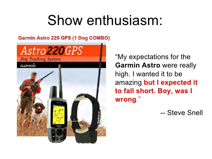 """"""" My expectations for the  Garmin Astro  were really high. I wanted it to be amazing  but I expected it to fall short.   B..."""