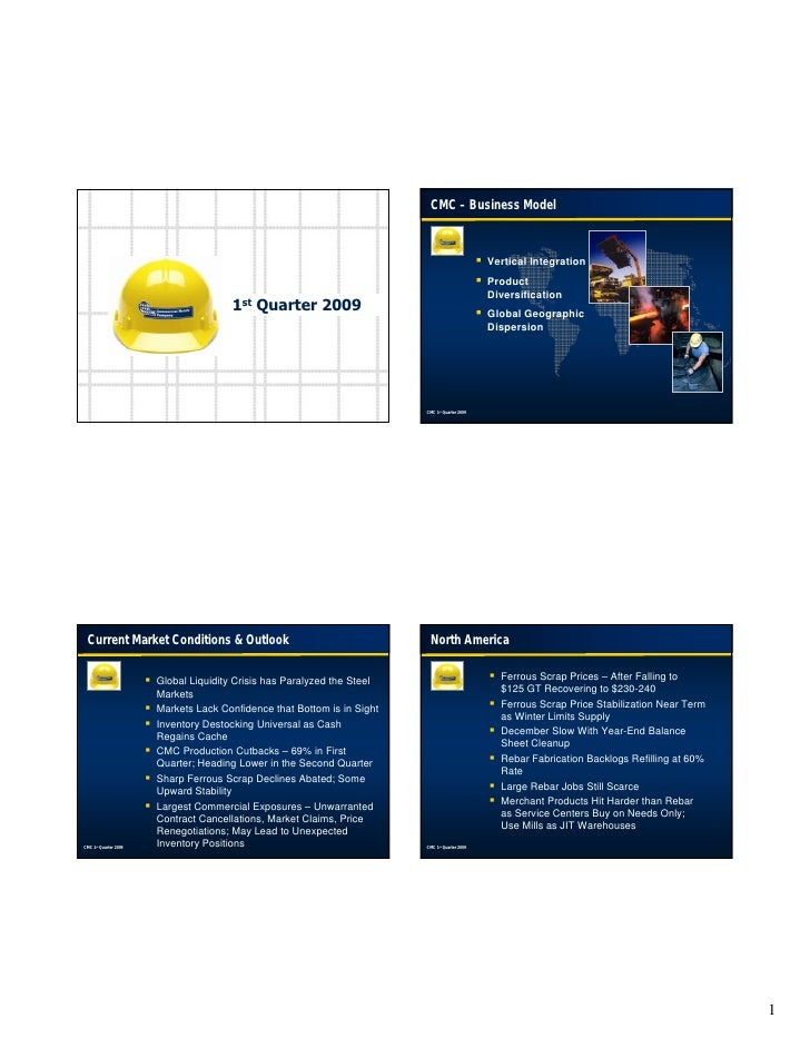 CMC – Business Model                                                                                                    Ve...