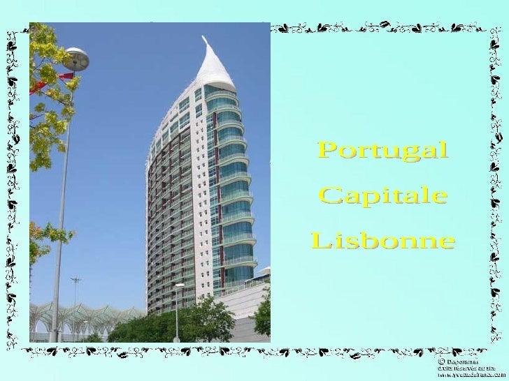Portugal Capitale Lisbonne
