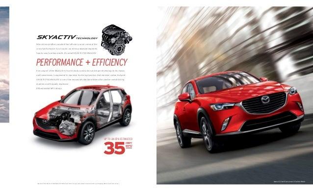 Jake Sweeney Mazda >> 2016 Mazda CX-3 Brochure | Cincinnati Mazda Dealer