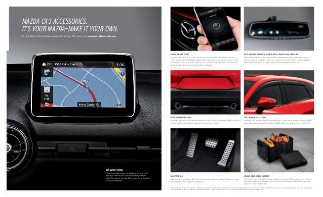 Mazda Capital Services Lease 2 >> 2016 Mazda CX-3 Brochure   Cincinnati Mazda Dealer