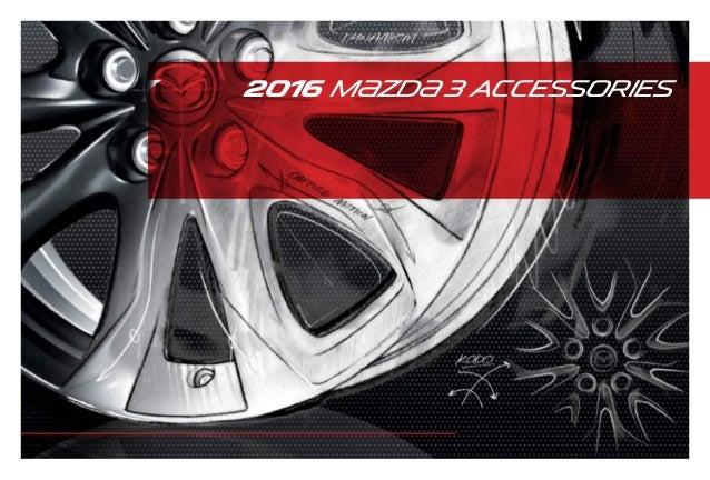 Mazda Dealers Cincinnati >> 2016 Mazda3 Brochure Cincinnati Mazda Dealer