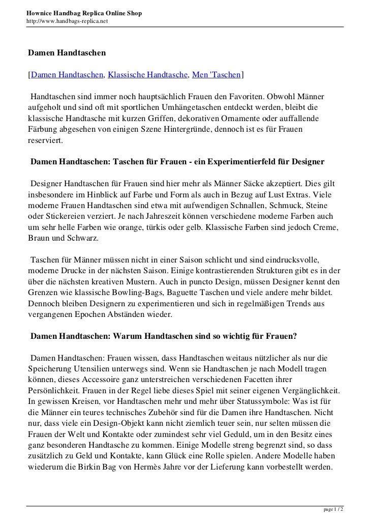 Hownice Handbag Replica Online Shophttp://www.handbags-replica.netDamen Handtaschen[Damen Handtaschen, Klassische Handtasc...
