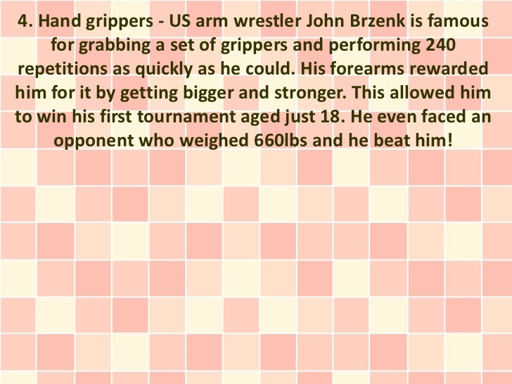 How to be a better wrestler