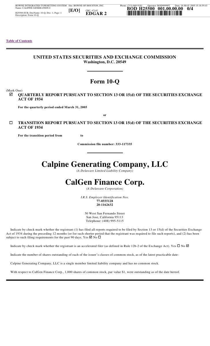 BOWNE INTEGRATED TYPESETTING SYSTEM Site: BOWNE OF HOUSTON, INC.              Phone: (713) 869-9181   Operator: BOD99999T ...