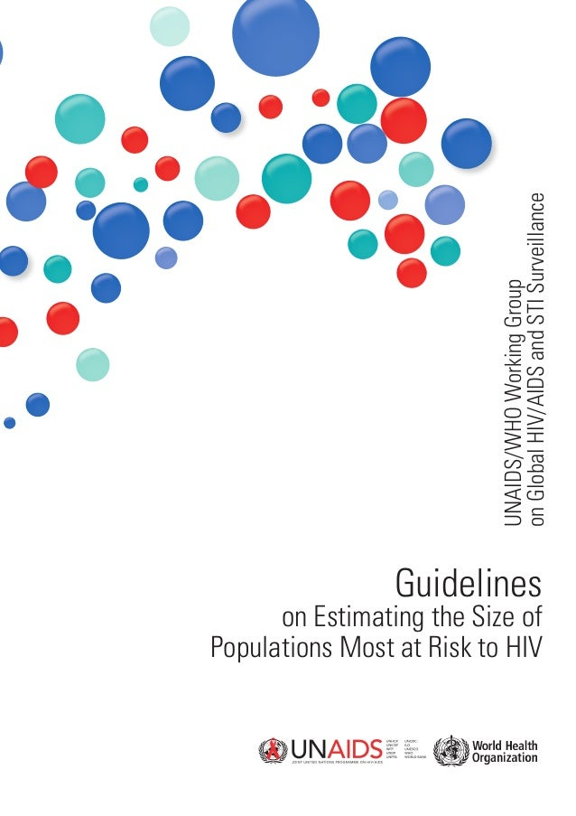 on Global HIV/AIDS and STI Surveillance                                                                                   ...