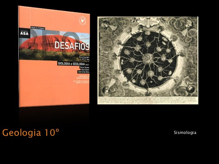 Geologia 10º   Sismologia