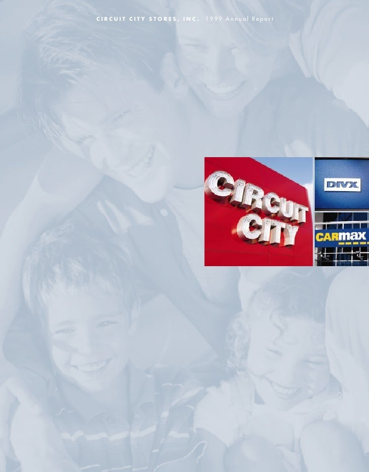 1999 Annual Report CIRCUIT CITY STORES, INC.