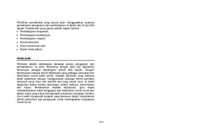Bidang Pembelajaran : NOMBOR BULAT HINGGA                   1 000 000                                                 TAHU...