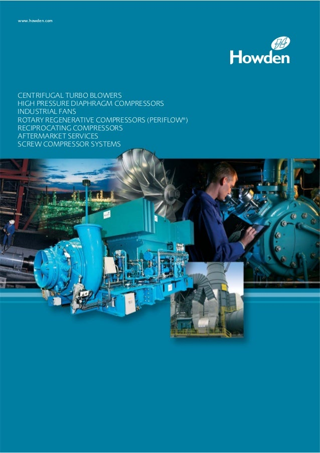Howden Group Petrochemical Products