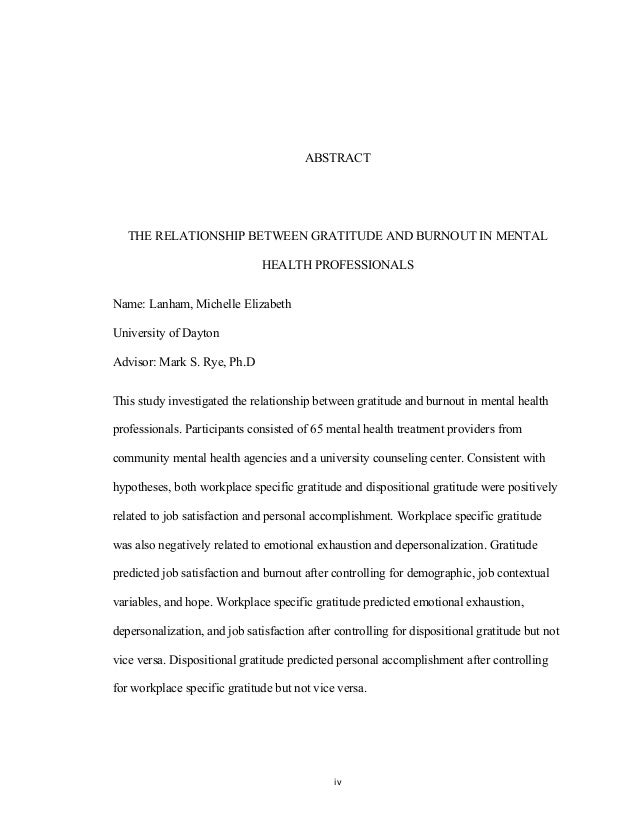 What is a thesis paper for masters degree