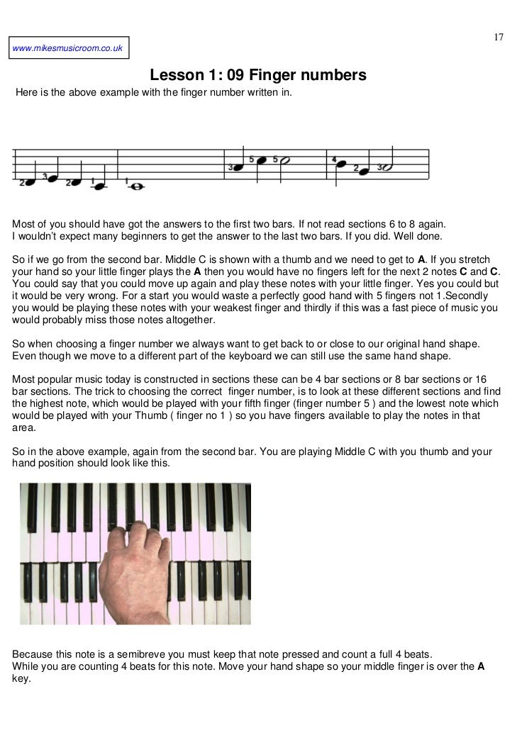 how to learn to play piano without a piano