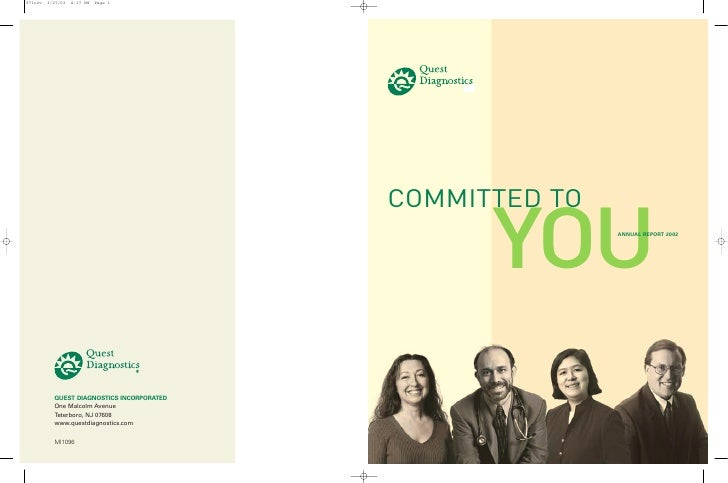 COMMITTED TO        YOU      ANNUAL REPORT 2002