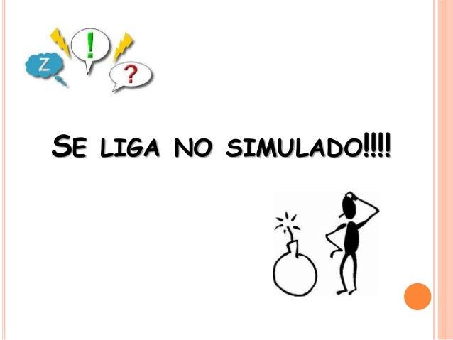 SE LIGA NO SIMULADO!!!!
