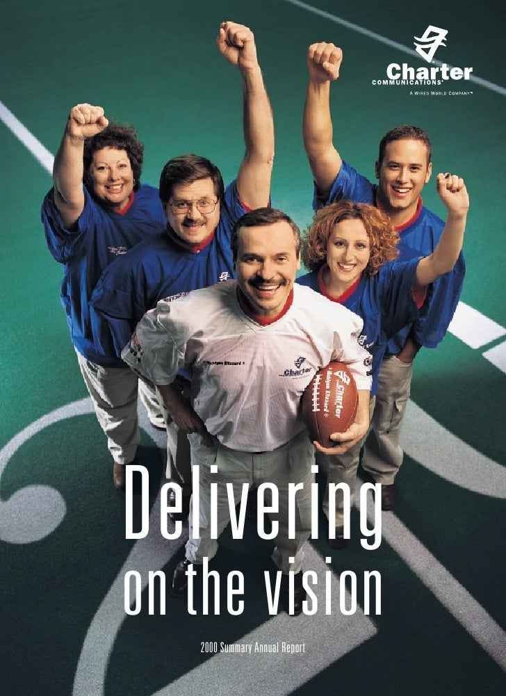 Delivering on the vision    2000 Summary Annual Report