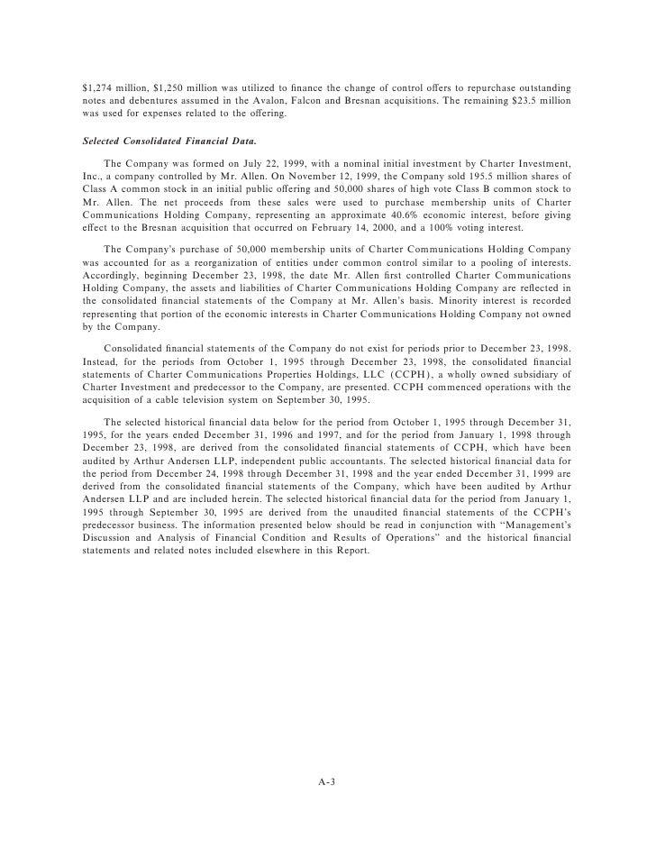 charter communications proxy00 - 웹
