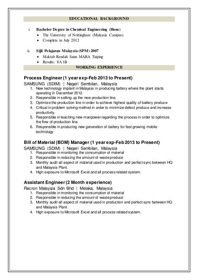 Resume (Sufi Mahmad)