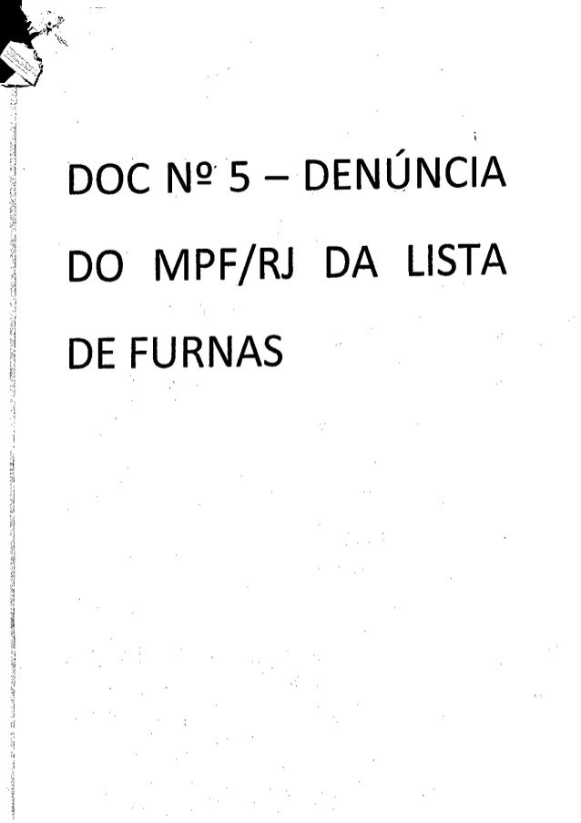 l  M C N / UJ N _LL D% _  _5 , O_  ÀNA . C O . D  DO MPF/ RJ DA LISTA DEFURNAS  . ..  . ,  a. írn. .um. w_, .m_E . ..wannü...