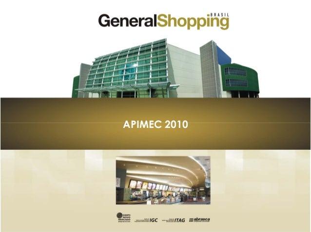 0 APIMEC 2010