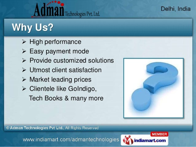 Safety And Surveillance Systems By Adman Technologies Pvt