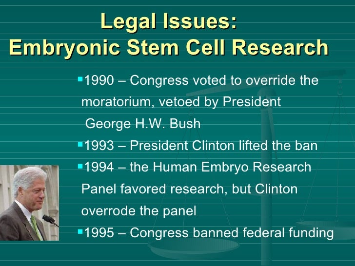 The moral dilemmas of stem cell research