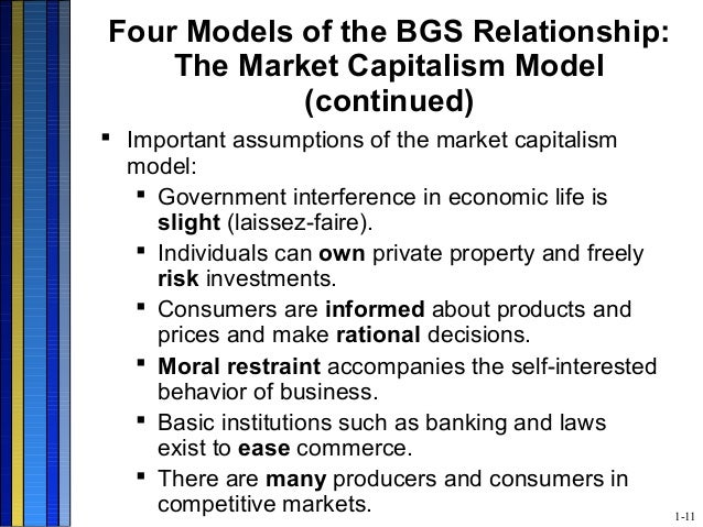 four basic models of the bgs 1 what is the business-government-society (bgs) field and what is its importance 2 explain the four basic models of the bgs relationship introduction.