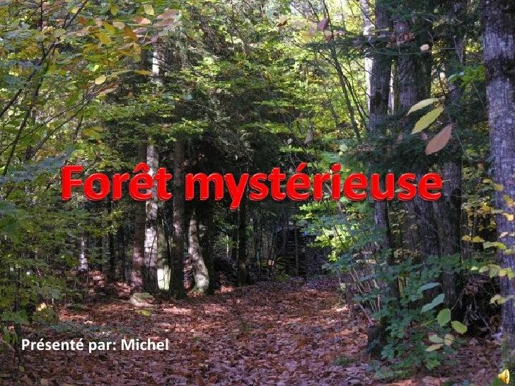 Présenté par: Michel