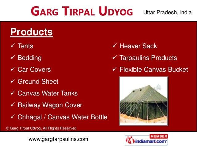 Uttar Pradesh, India  Products   Tents                                   Heaver Sack   Bedding                         ...