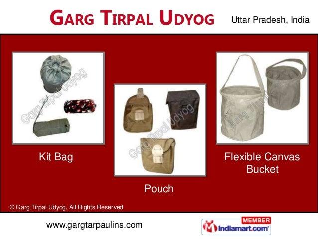Uttar Pradesh, India          Kit Bag                                  Flexible Canvas                                    ...