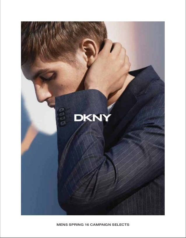MENS SPRING 16 CAMPAIGN SELECTS