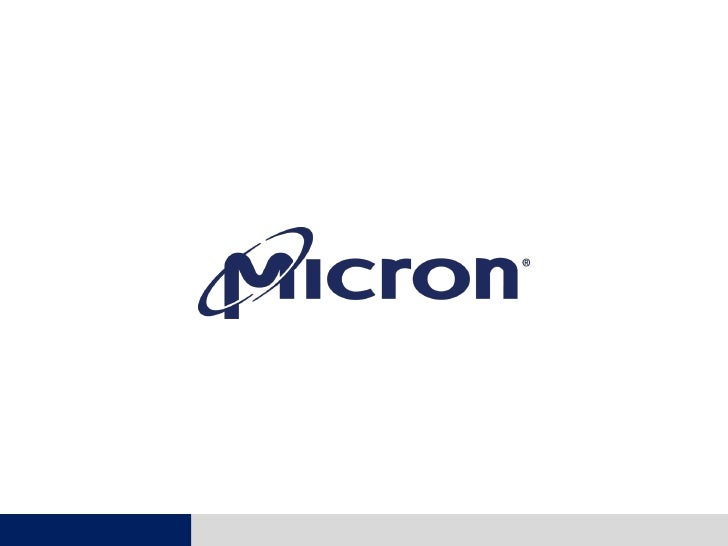 Micron Technology                  Financial Conference Call                  Fourth Quarter of Fiscal 2008               ...